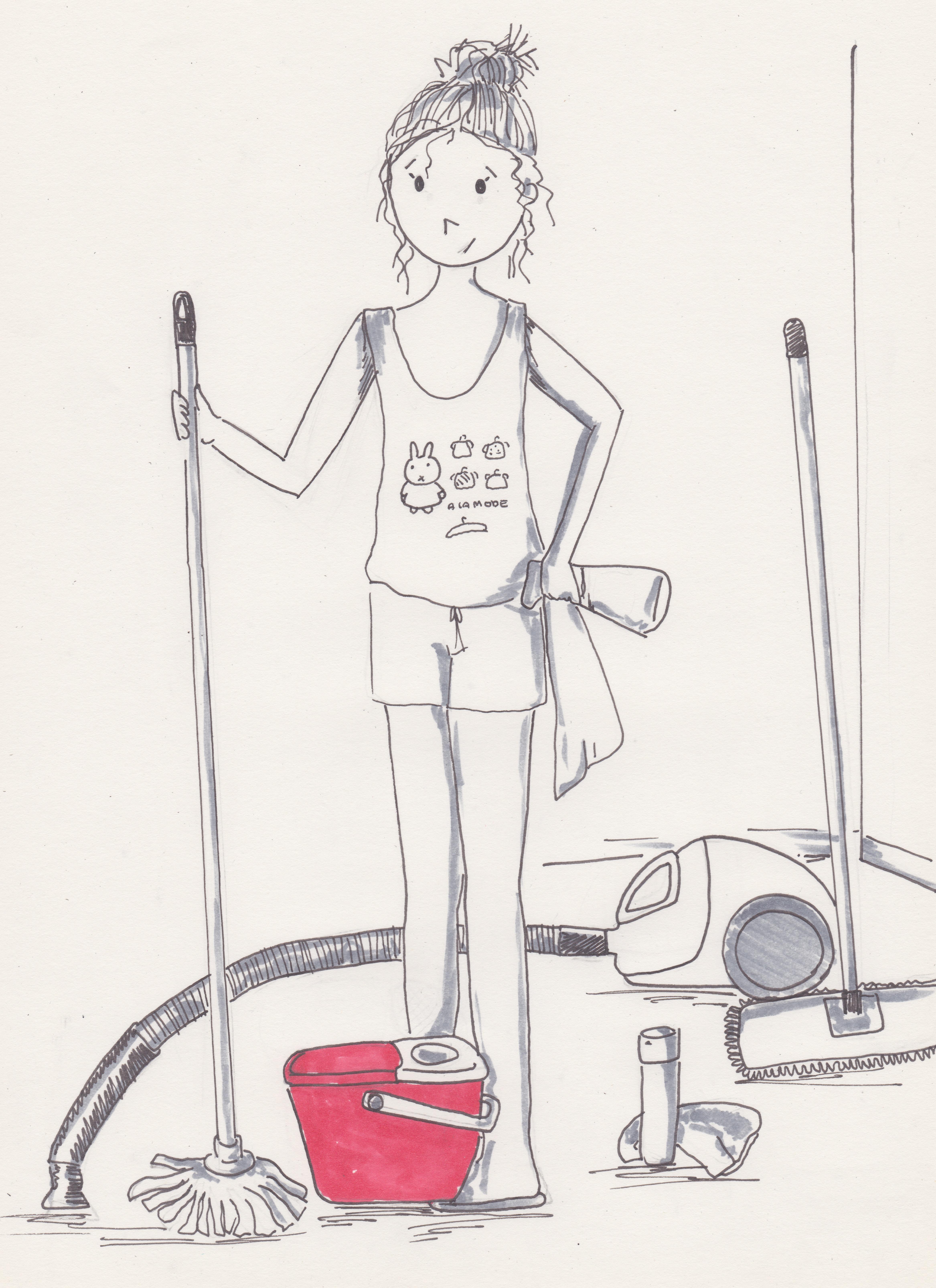 Casa Dontemon ~ Por Donde Empezar A Limpiar Una Casa