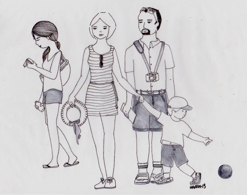 Turistes